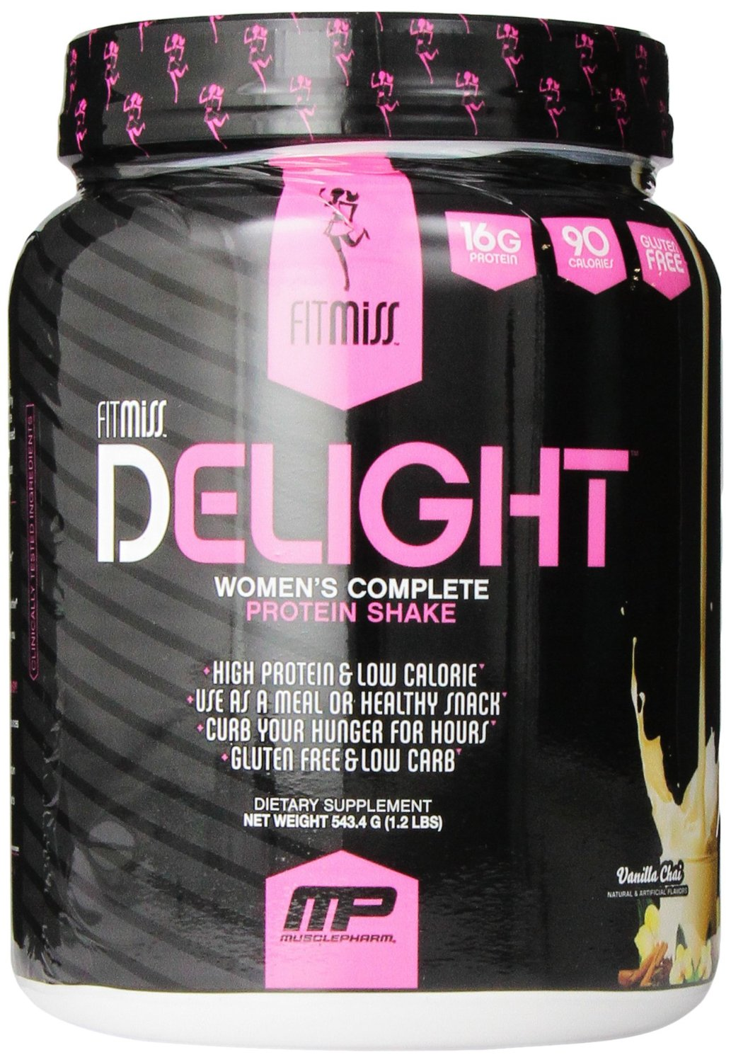 Best Protein Powder For Women Rating Fitmiss Delight