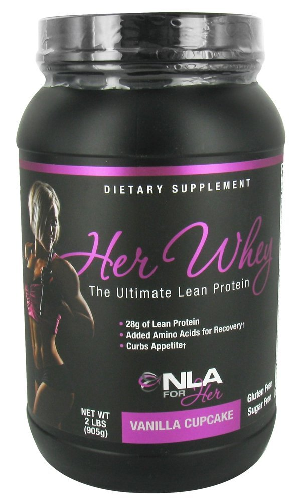 Her Whey The Ultimate Lean Protein Powder Review